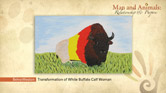 Transformation of White Buffalo Calf Woman