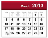 Deadline March 31, 2013
