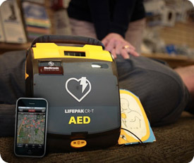 PulsePoint Photo with AED