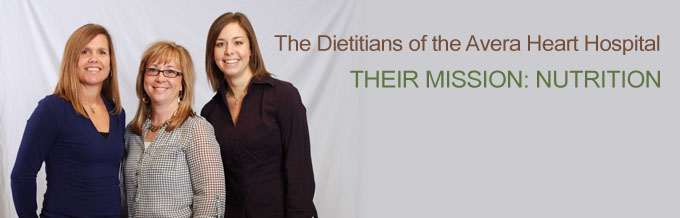 Dietitians of the Heart Hospital