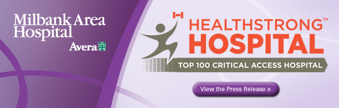 Avera Milbank - Top 100 critical access hospital