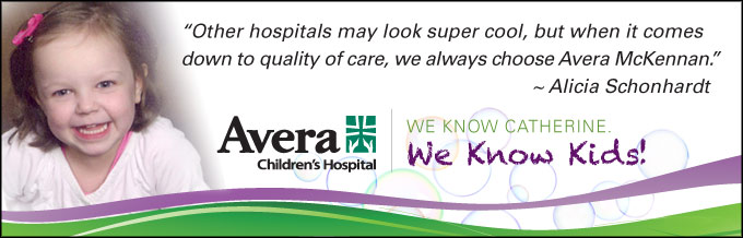 Avera Childrens - we know kids