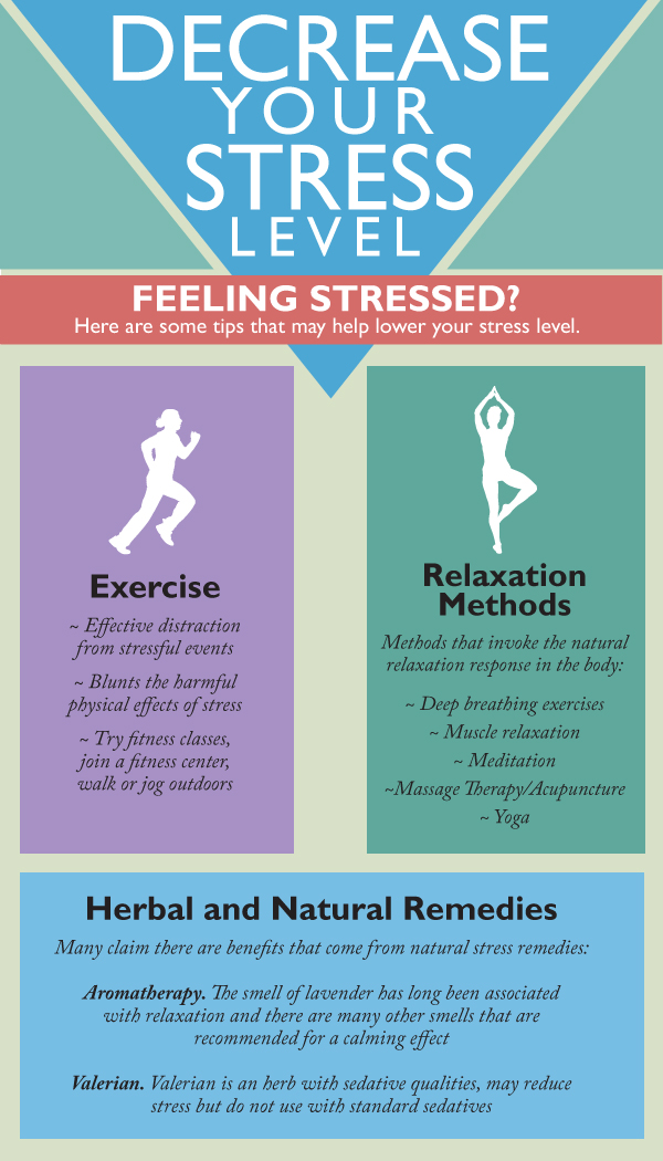 Decrease Your Stress Level