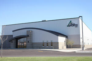 Avera Sports Center building