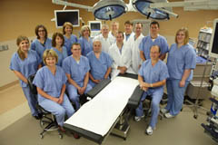 Avera Marshall surgery staff