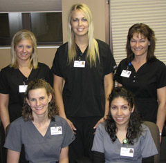 Avera Marshall Specialty Clinic women's care staff