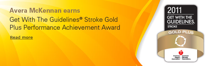 get with the guidlines stroke gold plus performance achievement award