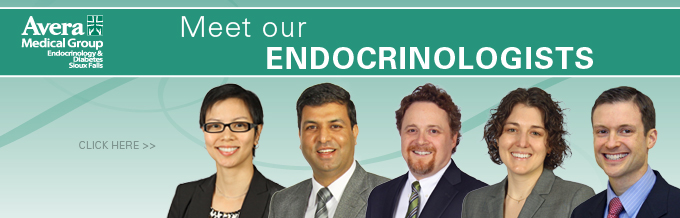 Avera Medical Group Endocrinology providers