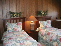 The House has six beautiful bedrooms, three of which have two single beds to accommodate family members. Each bedroom has ample closet space. Long-term guests are encouraged to bring only the clothing and personal supplies needed for one week.