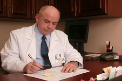 Stephen Dick, MD, MPH, is the Radiation Oncologist on staff at the Avera Cancer Institute Mitchell.