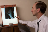 x-ray services at worthington specialty clinics