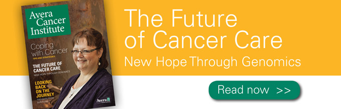 read the Avera Cancer Institute magazine