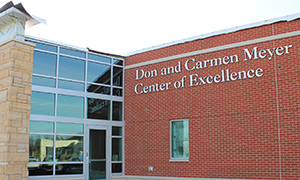 Don and Carmen Meyer Center of Excellence
