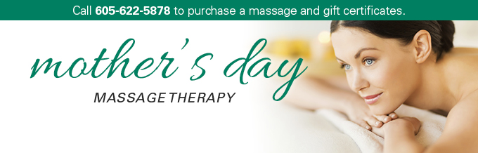 Mother's Day Massage Therapy