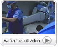TV Spot Featuring the Robotic Vascular Lab