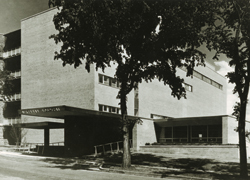 Generous donations made it possible for the hospital to expand again in the 1950s.