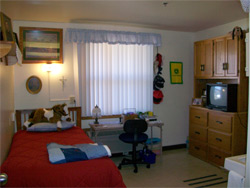 Resident Room - Bedroom