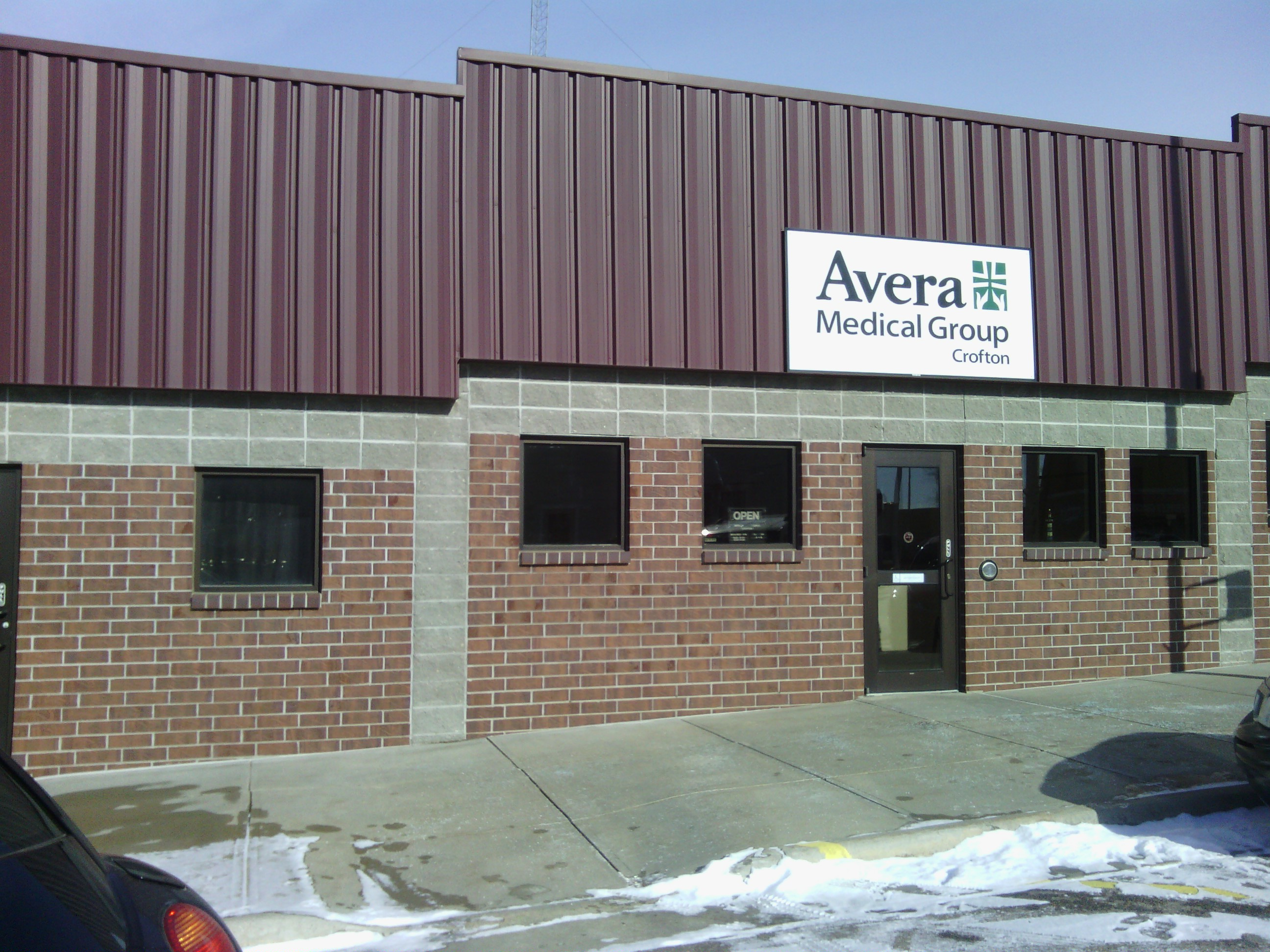 Avera Medical Group Crofton