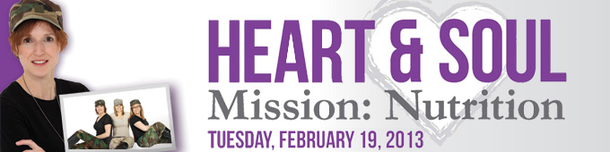 Heart & Soul Mission: Nutrition