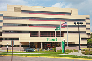 Plaza 2 on the Avera McKennan Campus