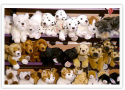 Gift & Floral Shop - Stuffed Animals