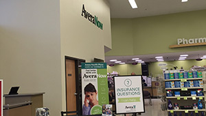 AveraNow in Hy-Vee at South Minnesota Ave.