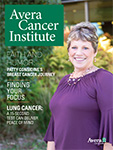 avera cancer institute magazine cover