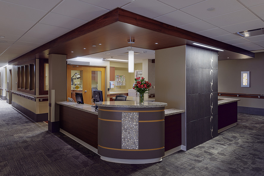 lakes regional birth center entrance