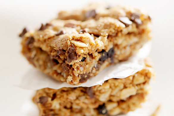 super food packed protein bars