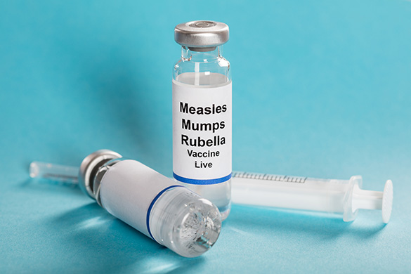 measles, mumps, rubella vaccine