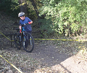 sam thurman in cyclocross race