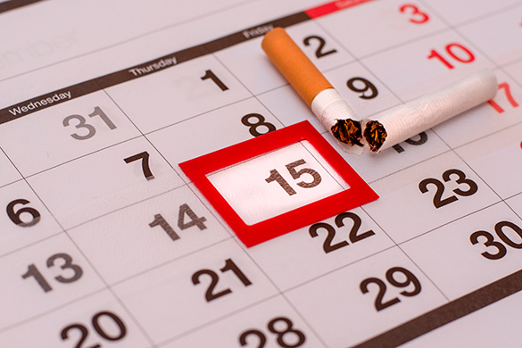 great american smokeout is November 15