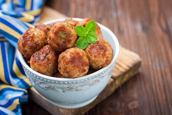 ground turkey meatballs