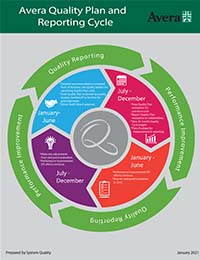 Avera Quality Plan and Reporting Cycle