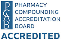 accredited compounding pharmacy logo