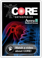 core orthopedics video